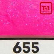 БЛЕСК 655 - РОЗОВЫЙ ГЛЯНЦЕВЫЙ неон 500 грамм размеры 0.1/0.2/0.4/0.6/1.0/4.0 мм