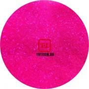 Маджента (фиолетовый блеск) Неоновый перламутровый по 500 грамм от 0.1 до 4.0 мм. в ассортименте.