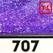 БЛЕСК 707 - АМЕТИСТОВЫЙ ПЕРЛАМУТР 500 грамм от 0.1 до 4.0 мм. в ассортименте.