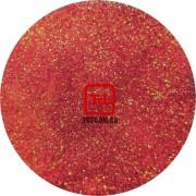 Красные перламутровые блёстки 500 грамм от 0.1 до 4.0 мм. в ассортименте.
