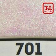 Блеск 701 Белый перламутровый 0.4 мм.