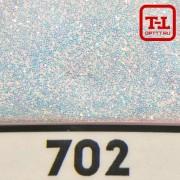 Блеск 702 Белый перламутровый 0.4 мм.