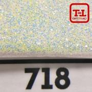 Блеск 718 Белый перламутровый 0.4 мм.