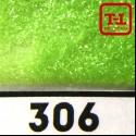 Блеск 306 САЛАТОВО-ЗЕЛЁНЫЙ 0.2 мм. (мелкие)