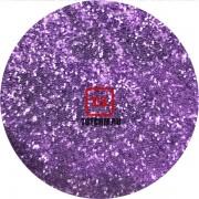 Фиолетовый глянцевый прозрачный 500 грамм от 0.1 в ассортименте.