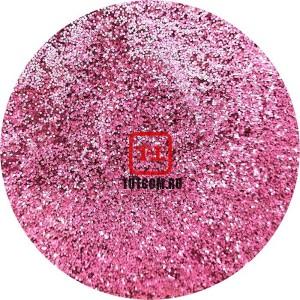 Розовый Серебряный Неоновый металлик по 500 грамм от 0.1 до 4.0 мм. в ассортименте.