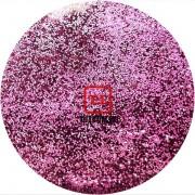 Розовый насыщенный Неоновые Серебряные металлик блёстки 0.2 мм. (мелкие+) от 3 грамм