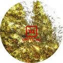 """Соломка """"Золото металлик"""" 0.2х20 мм. от 3 грамм"""
