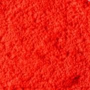 Красный флуоресцентный неоновый пигмент серия Х - опт мешок 20 кг.