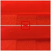 Оранжево-красный флуоресцентный пигмент серия для пластика - опт мешок 20 кг.