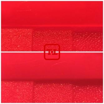 Красный флуоресцентный пигмент серия для пластика - опт мешок 20 кг.