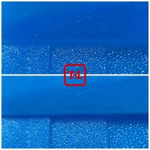 Синий флуоресцентный неоновый пигмент серия ХS - опт мешок 10 кг.
