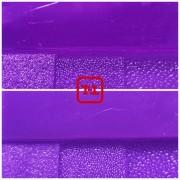 Фиолетовый флуоресцентный пигмент серия для пластика - опт мешок 20 кг.