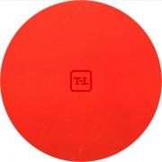 Оранжево-красный флуоресцентный неоновый пигмент серия ХS - опт мешок 25 кг.