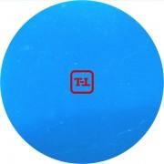 Синий флуоресцентный неоновый пигмент серия ХS - опт мешок 20 кг.