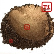 Перламутр 779 БЛЕСК МЕДЬ КОРИЧНЕВАЯ размер частиц 10-60 короб 20 килограмм