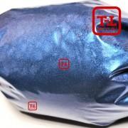 Перламутр 780 БЛЕСК ВОЛШЕБНО-СИНИЙ размер частиц 10-60 короб 20 килограмм