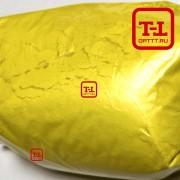 Перламутр 785 БЛЕСК ЖЁЛТО-ЗОЛОТОЙ размер частиц 10-60 короб 15 килограмм