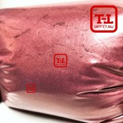 Перламутр 796 БЛЕСК КРАСНЫЙ размер частиц 10-60 короб 20 килограмм