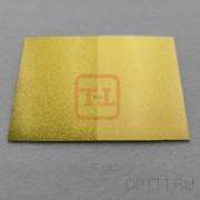 Перламутр МЕРЦАЮЩЕЕ ЗОЛОТО №2 - GOLD размер частиц 20-100 короб 25 кг.