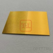 Перламутр ТЁМНОЕ ЗОЛОТО - GOLD №3 размер частиц 10-60 короб 20 кг.