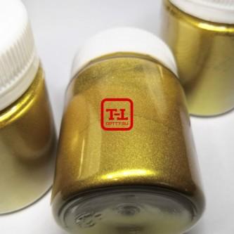 Пигмент 749 ЗОЛОТО - GOLD OF PHARAON размер частиц 10-60