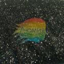 Чёрный голографик от 0.2 до 1.0 мм. (5 - 500 грамм)