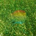 Зеленый голографик металл. 3 - 50 грамм
