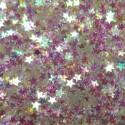 Звёзды белые перламутровые