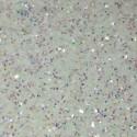 Белые перламутровые блёстки микс от 3 до 50 грамм