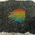 Чёрный металл. серия цветные 0.1 мм. (пыль) от 3 грамм