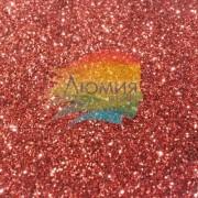 Красный - серия Цветные металлики 3 - 50 грамм