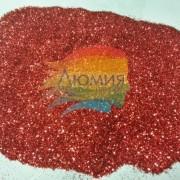 Красный металл. серия цветные 0.1 мм. (пыль) от 3 грамм