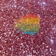 Розово-красный цветные 500 грамм от 0.1 до 4.0 мм. в ассортименте.