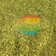 Золото Афин металл. серия цветные 0.1 мм. (пыль) от 3 грамм