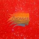 Красный - Неоновая Глянцевая 500 грамм от 0.1 до 4.0 мм. в ассортименте