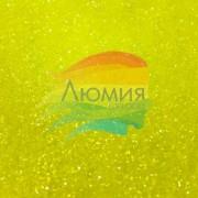 Жёлтый - Неоновые Глянцевые от 0.2 до 1.0 мм. (5 - 500 грамм)