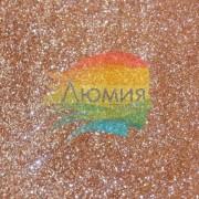 Бежевый - Неоновые Серебреные от 0.2 до 1.0 мм. (5 - 500 грамм)