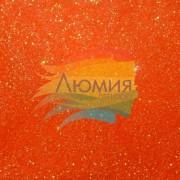Оранжевый - Неоновая Золотая 500 грамм от 0.1 до 4.0 мм. в ассортименте
