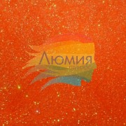 Оранжевый - Неоновые Золотые от 0.2 до 1.0 мм. (5 - 500 грамм)