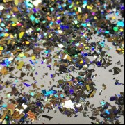 Битое стекло цветное розница опт 500 грамм (цвета в ассортименте)