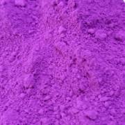 Фиолетовый флуоресцентный неоновый пигмент серия Х - опт мешок 20 кг.
