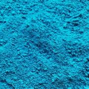 Синий флуоресцентный неоновый пигмент серия Х - опт мешок 20 кг.