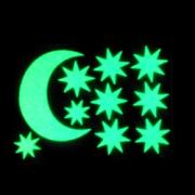 Звезды + месяц - 10 элементов