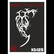Трафарет Кельтский узор - КБ125