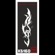 Трафарет Кельтский узор - КБ160