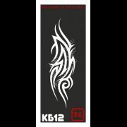Трафарет Кельтский узор - КБ12