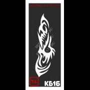 Трафарет Кельтский узор - КБ16