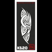 Трафарет Кельтский узор - КБ20