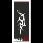 Трафарет Кельтский узор - КБ22